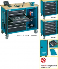 HAZET 179W-5, Mobile Work Bench
